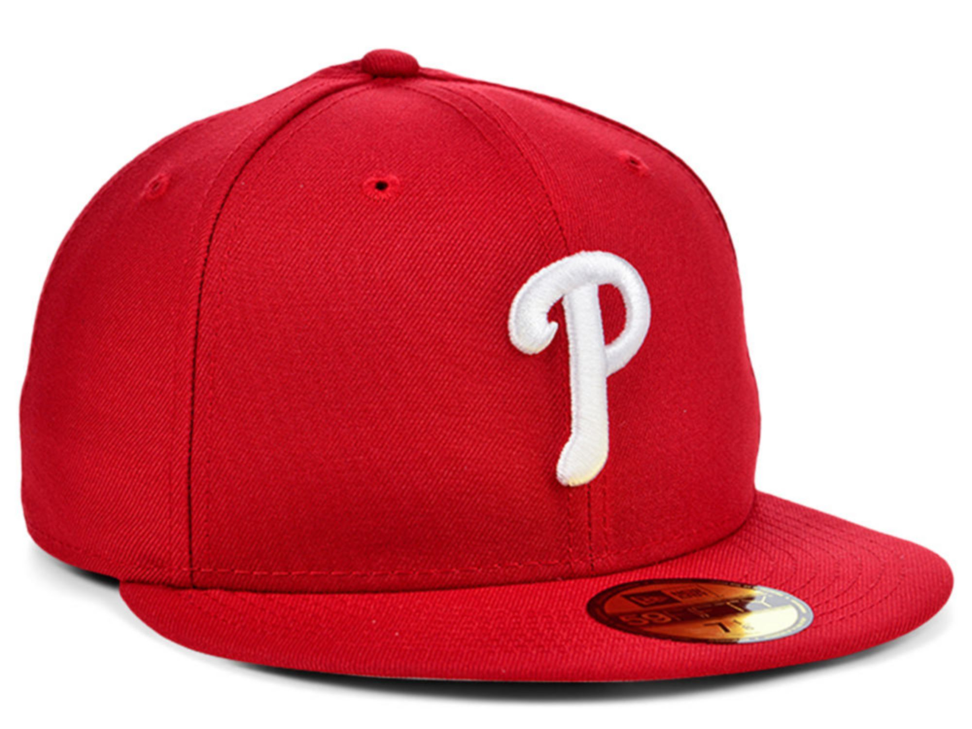 New Era Philadelphia Phillies World Series Patch 59FIFTY Cap & Reviews - MLB - Sports Fan Shop - Macy's