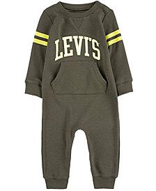 Levi's Baby Boys Collegiate Knit Coverall