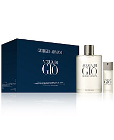 Giorgio Armani Men's 3-Pc. Acqua di Giò Travel With Style Set