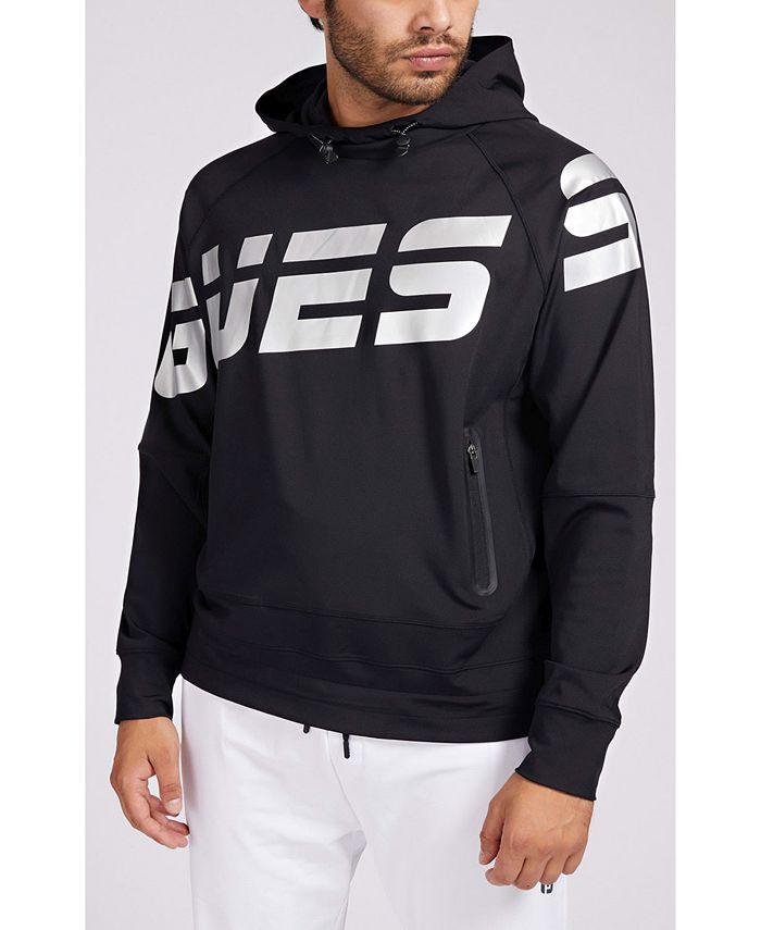 GUESS - Zip Pullover Hoodie