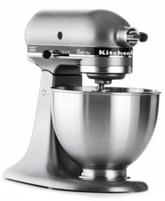 kitchenaid classic mixer. kitchenaid ksm75sl 4.5 qt. classic plus stand mixer kitchenaid d