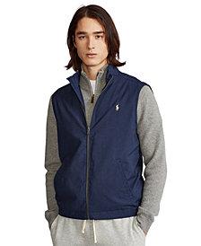Polo Ralph Lauren Men's Twill Vest