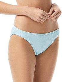 Vince Camuto Textured Bikini Bottom