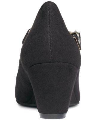 American Rag Kenna Black Wedge Shoe
