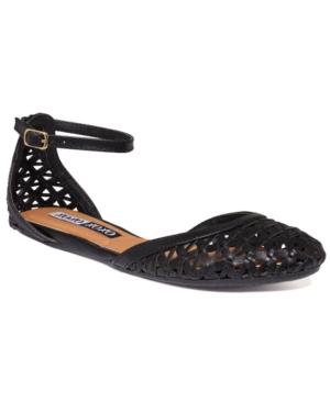 XOXO Lennon Two Piece Flats Women's Shoes