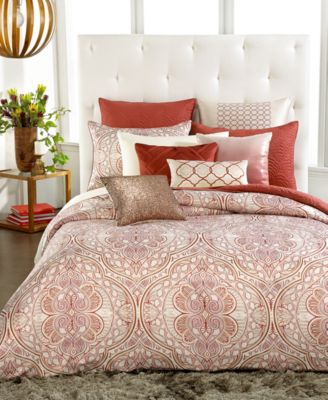 INC International Concepts Valentina Full/Queen Duvet Cover