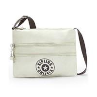 Kipling Alvar Crossbody Bag (Dynamic Silver)