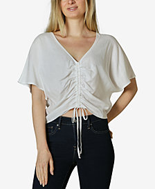 Polly & Esther Juniors' Oversized Ruched Top