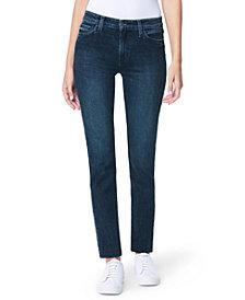 Joe's Jeans Lara Raw-Hem Ankle Jeans