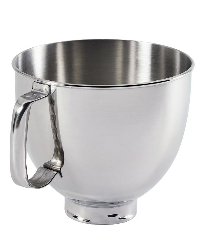 KitchenAid - Artisan™ Polished Stainless Steel Bowl, 5 Quart