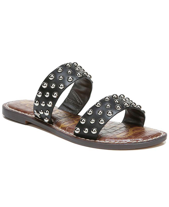 Sam Edelman - Women's Gianetta Studded Sandals