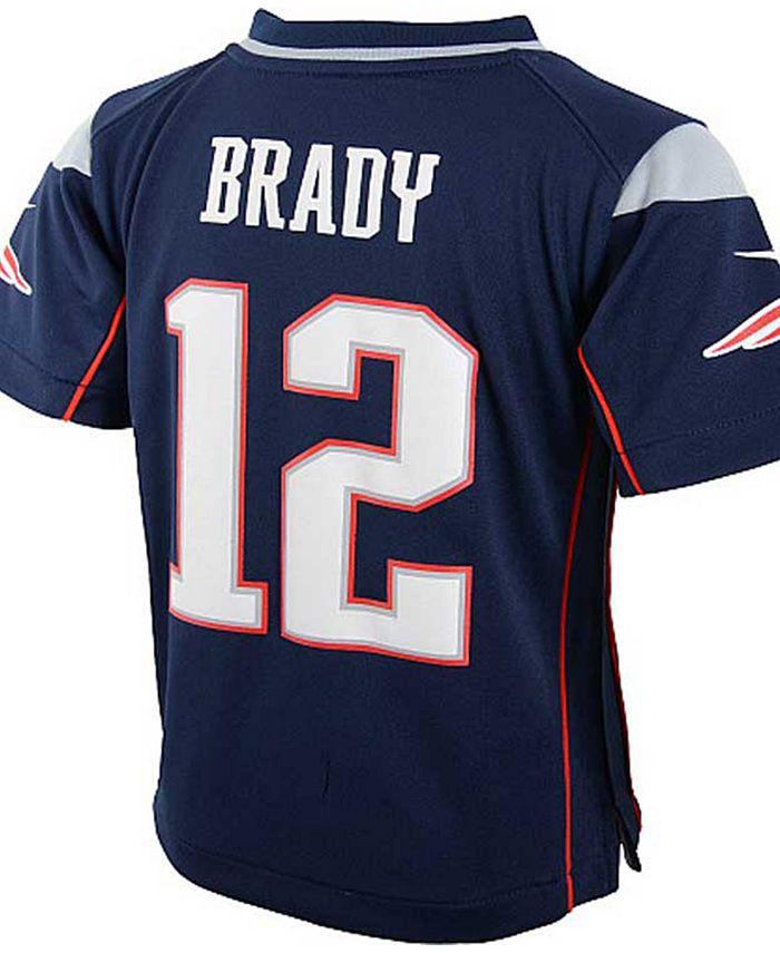 Nike - Baby Tom Brady New England Patriots Game Jersey