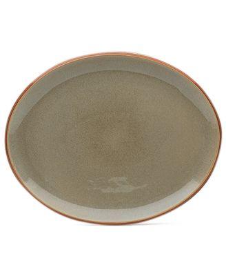 Denby Dinnerware, Fire Oval Platter