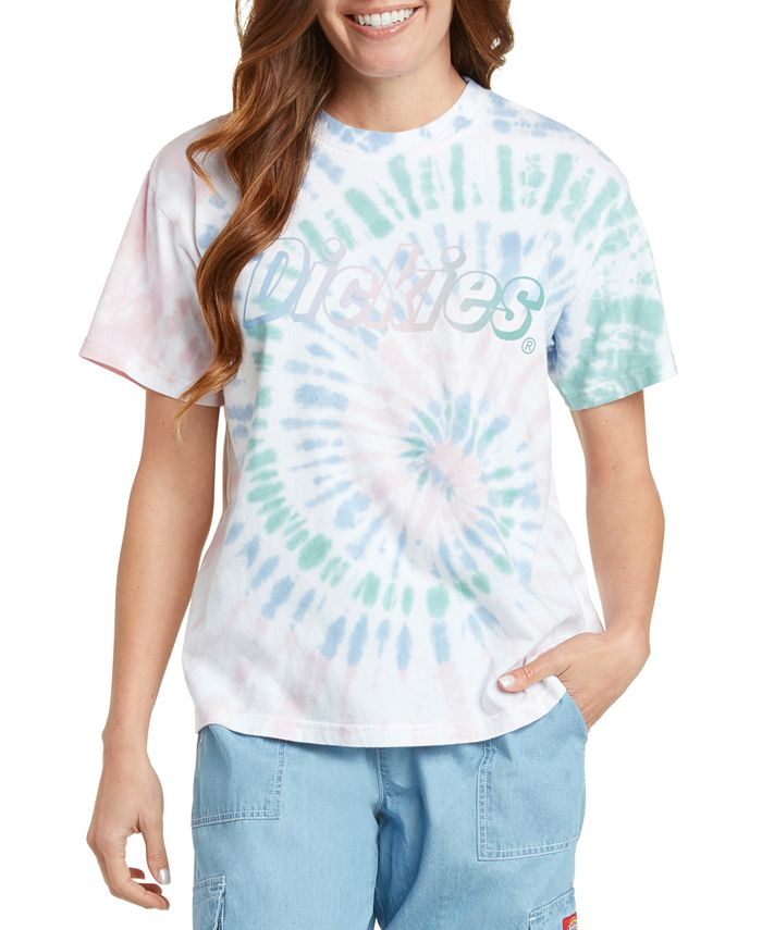 Dickies - Tie-Dyed Logo Graphic T-Shirt