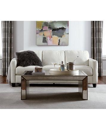 Emilia Leather Sofa Living Room Collection Furniture