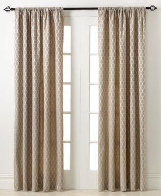 CLOSEOUT! Miller Curtains Sheer Kemin 52