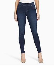 Gloria Vanderbilt Avery Pull-On Long Length Pants