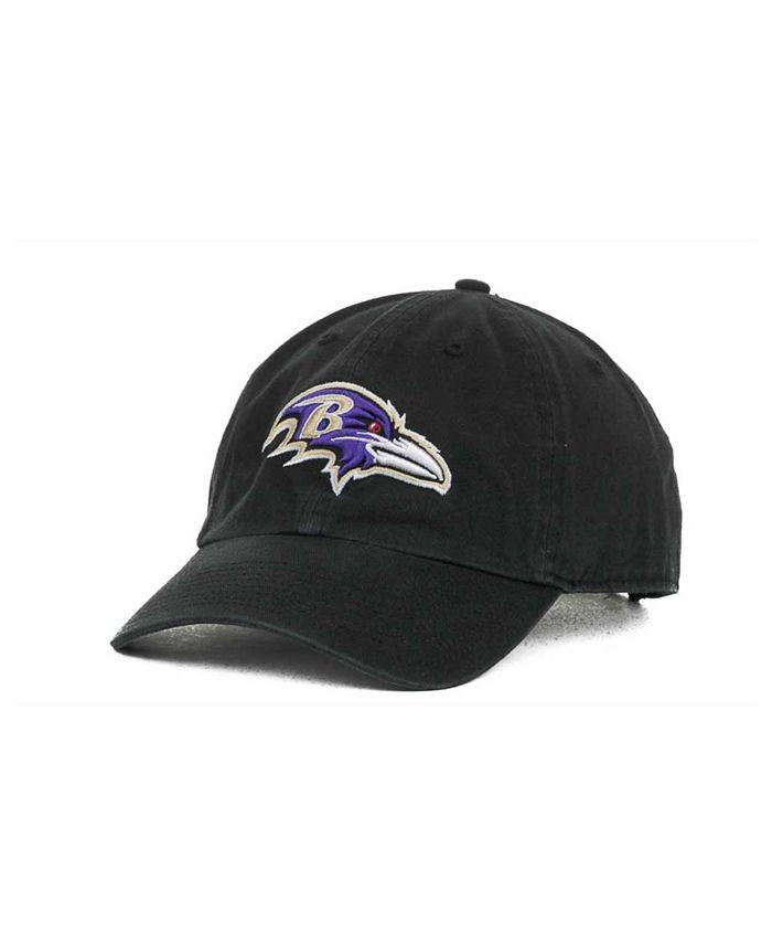 '47 Brand - Baltimore Ravens Clean Up Cap