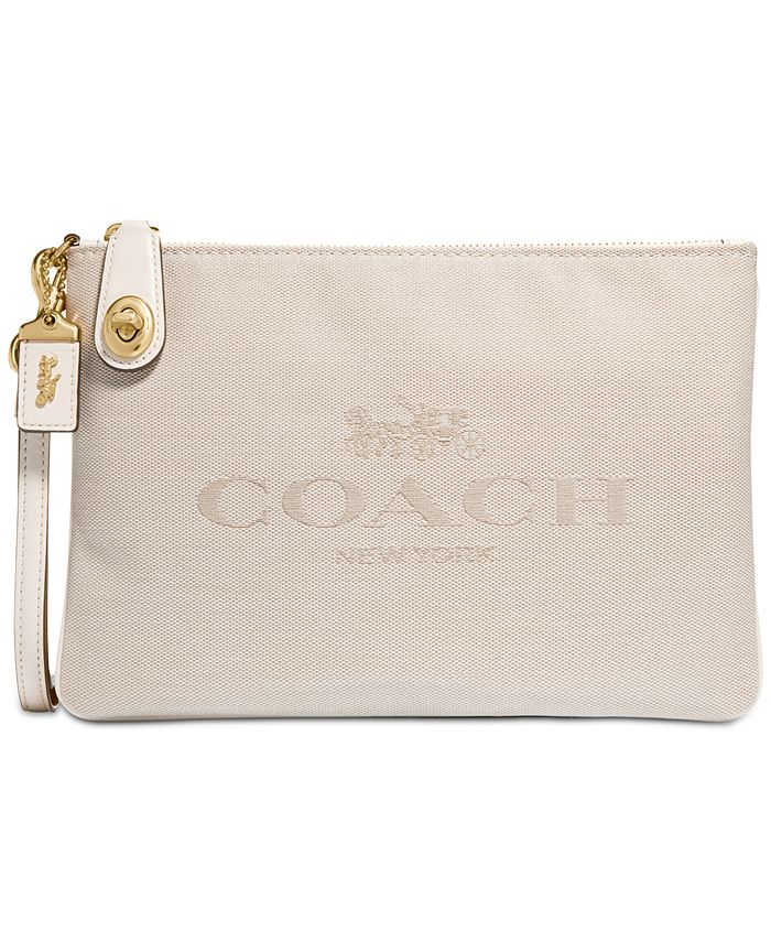 COACH - Turnlock Pouch 26 With Horse And Carriage