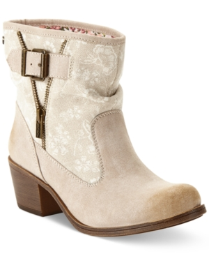 Roxy Micah Booties Womens Shoes