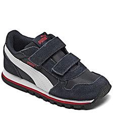 Puma Toddler ST Runner Nylon V Casual Sneakers from Finish Line