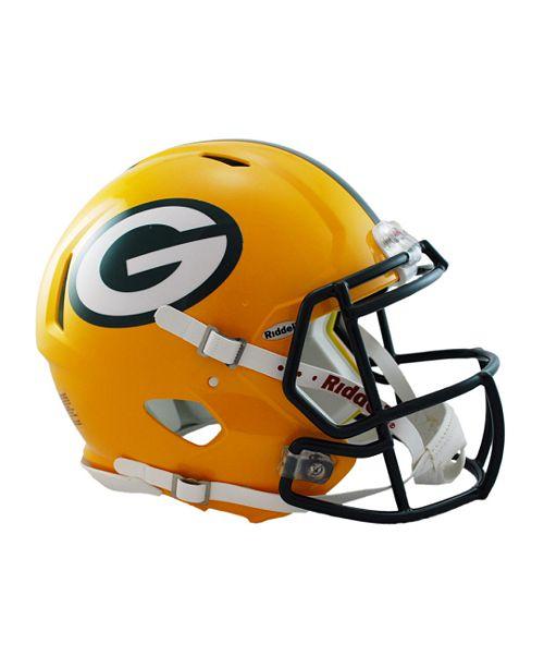 Riddell Green Bay Packers Speed Mini Helmet Reviews Sports Fan Shop By Lids Men Macy S