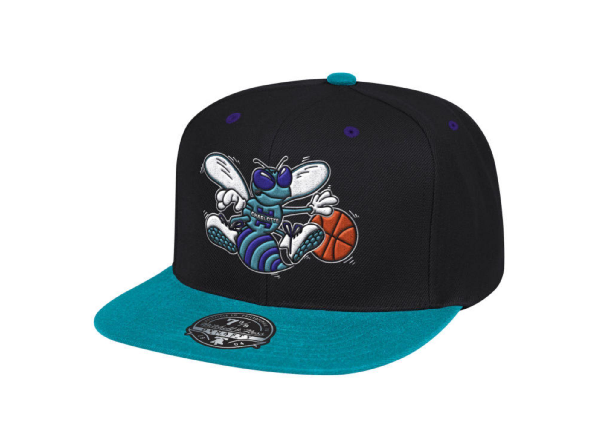 Mitchell & Ness Charlotte Hornets Hardwood Classic Reload 2.0 2 Tone Cap & Reviews - NBA - Sports Fan Shop - Macy's