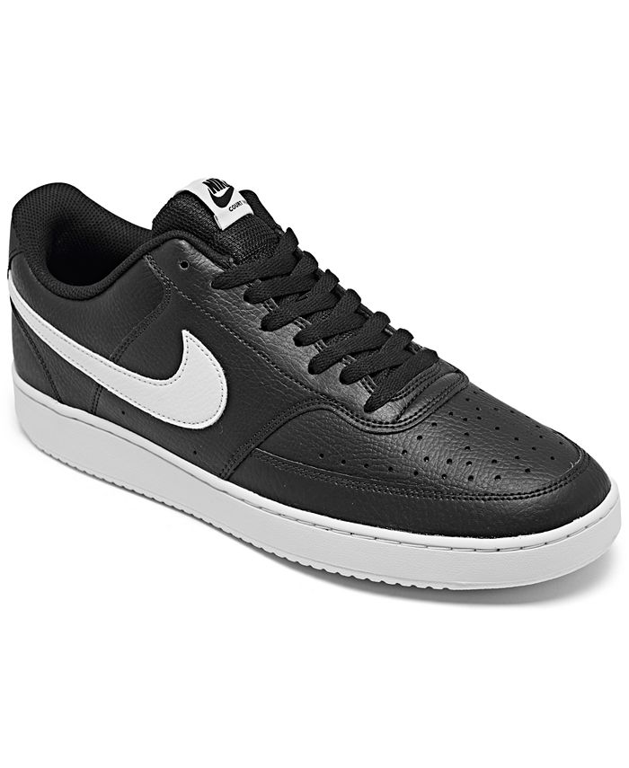 Nike - Men's Court Vision Low Casual Sneakers from Finish Line