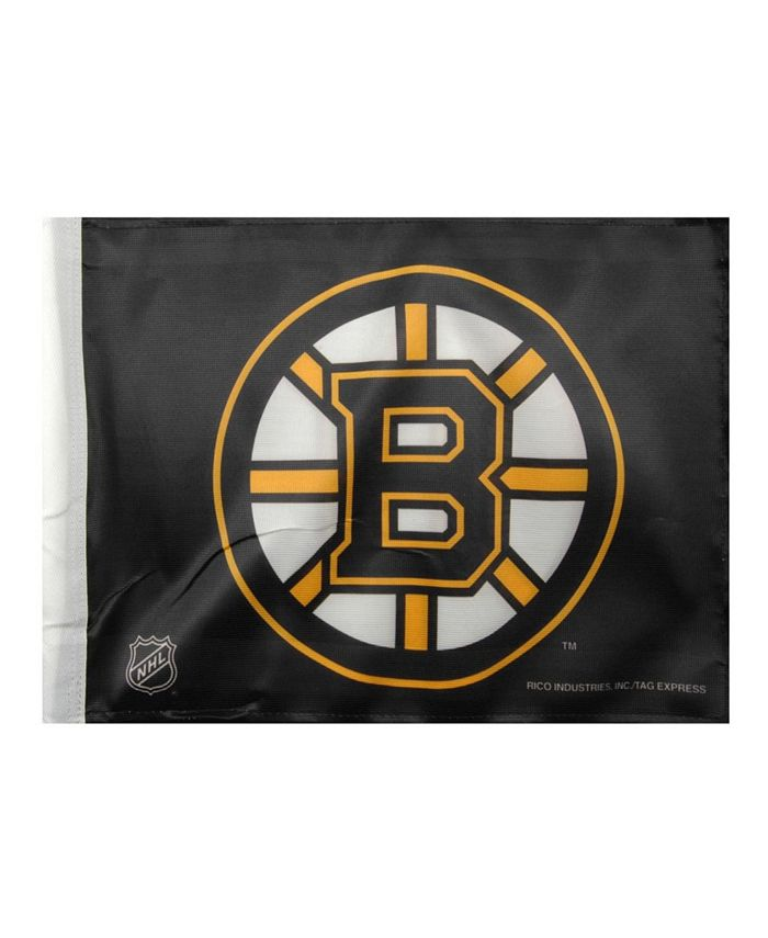 Rico Industries - Boston Bruins Car Flag