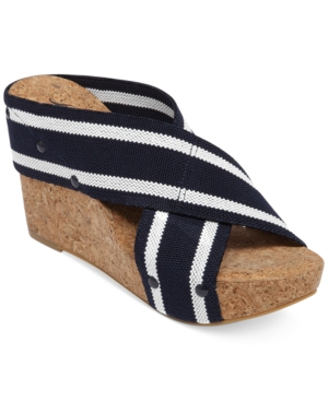 15fa728c8ae760 ... UPC 887653618178 product image for Lucky Brand Miller2 Platform Wedge Sandals  Women s Shoes