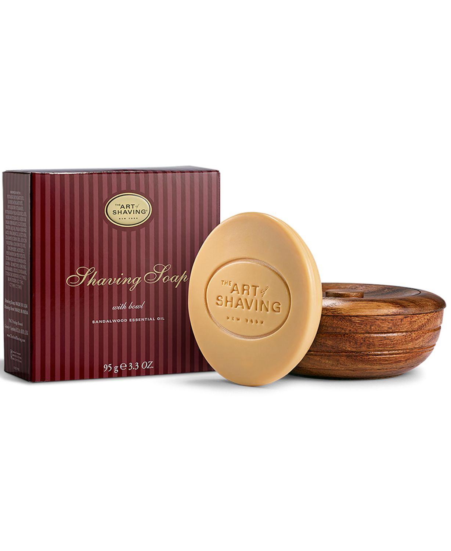 Art of Shaving The Sandalwood Shaving Soap With Bowl & Reviews - Skin Care - Beauty - Macy's