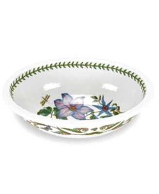Portmeirion Dinnerware, Botanic Garden Deep Oval Dish