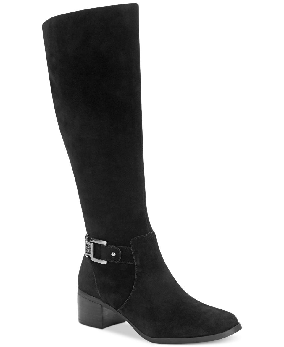 Anne Klein Joetta Tall Riding Boots   Shoes