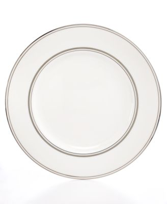 kate spade new york Library Lane Dinner Plate
