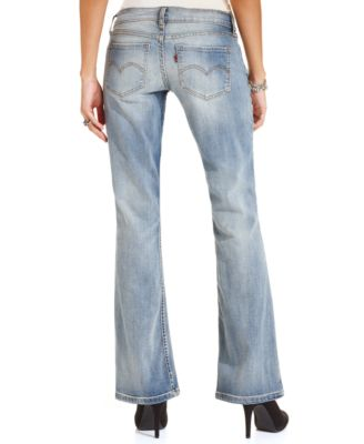 Levi 524 too superlow bootcut jeans