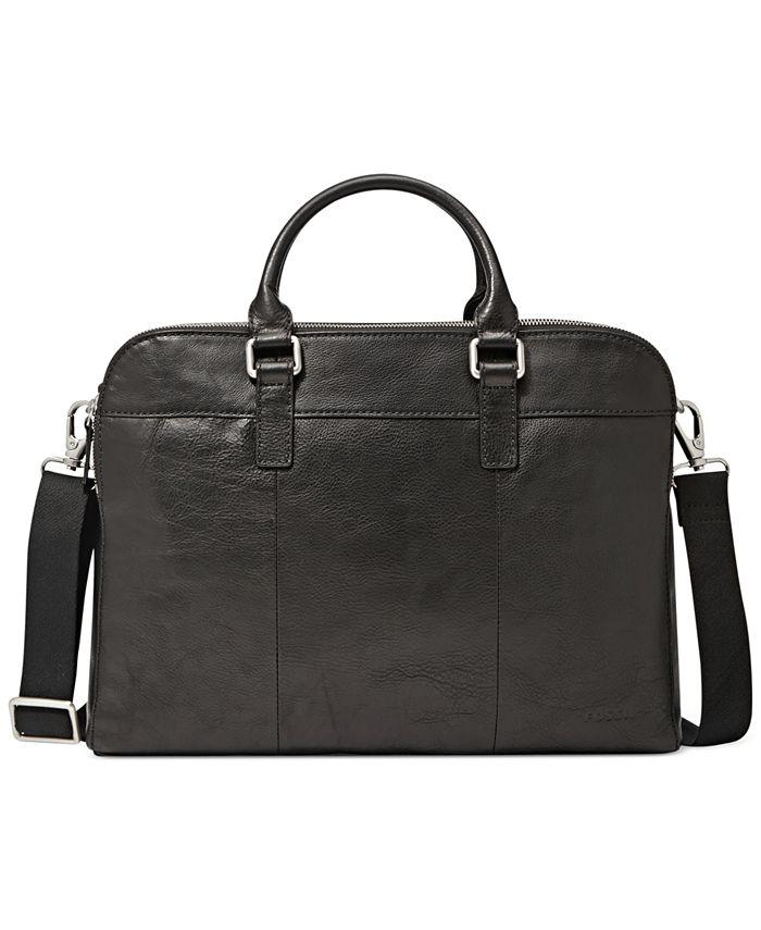 Fossil - Mercer Top Zip Workbag