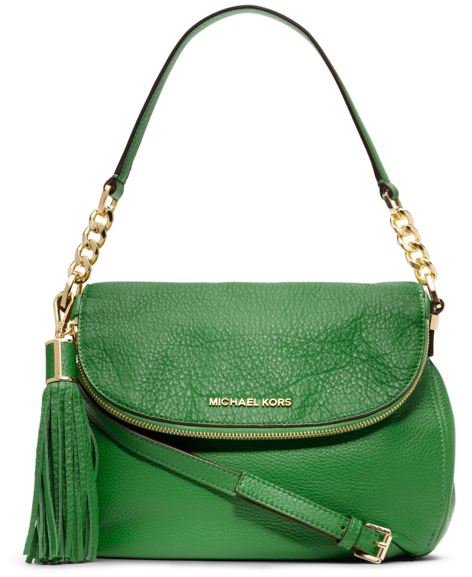 76fa7e6bb587 MICHAEL Michael Kors Bedford Medium Tassle Convertible Shoulder Bag  Handbags & Accessories