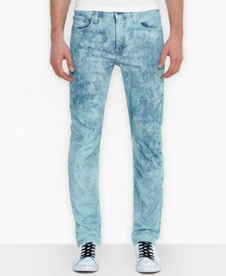 Levi's 511 kesey blue skinny jean