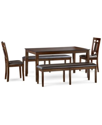 brisbane dining furniture collection - furniture - macy's