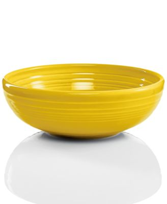 Fiesta Sunflower Medium Bistro Bowl