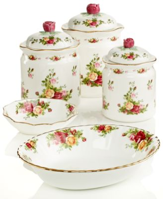 Old Country Roses Regal Tray