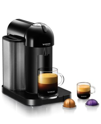 Nespresso VertuoLine Single Serve Brewer & Espresso Maker, Black