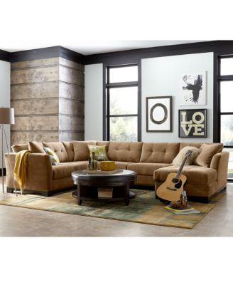 Martha Stewart Living Room With Macys Furniture