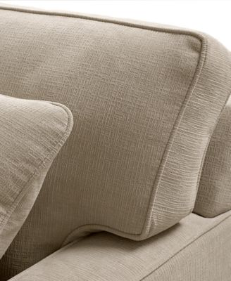 Radley Fabric 5 Piece Modular Sectional Sofa Furniture Macy S