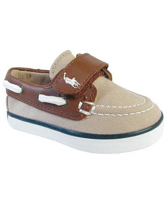 Ralph Lauren Toddler Boys Sander CL EZ Boat Shoes Kids