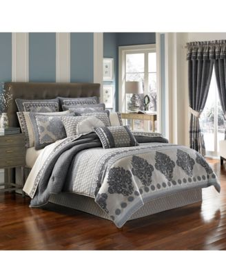 j queen new york camelot king comforter set - J Queen New York Bedding