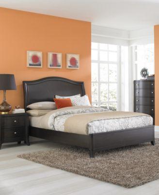 nason bedroom furniture collection - Tribeca Bedroom Set