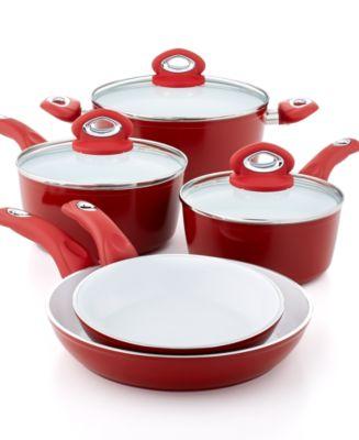 Bialetti Aeternum 8 Piece Cookware Set