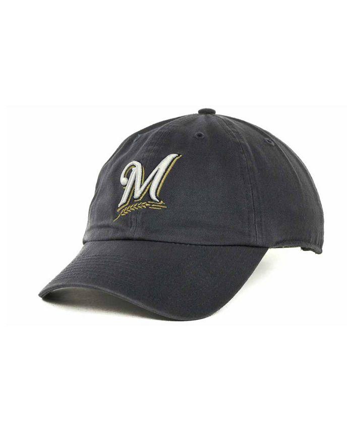 '47 Brand - Milwaukee Brewers MLB Clean Up Cap