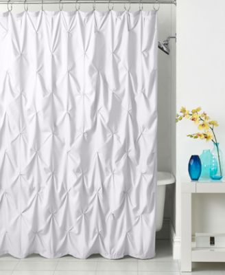 Park B. Smith Pouf Shower Curtain